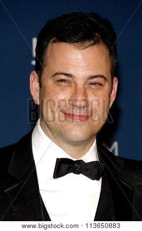 Jimmy Kimmel at the LACMA 2013 Art + Film Gala Honoring Martin Scorsese And David Hockney Presented By Gucci held at the LACMA in Los Angeles, USA on November 2, 2013.
