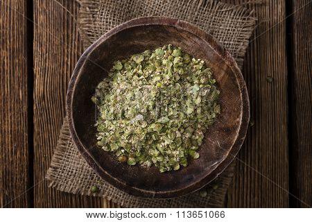 Crushed Green Peppercorns