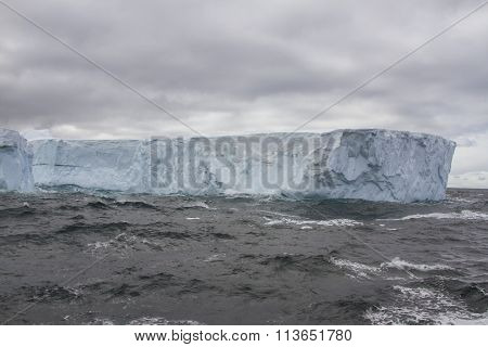 Shelf Iceberg, Drake Passage, Antarctica