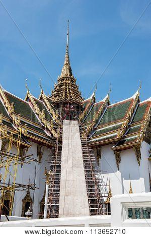 Renovation Of Grand Palace