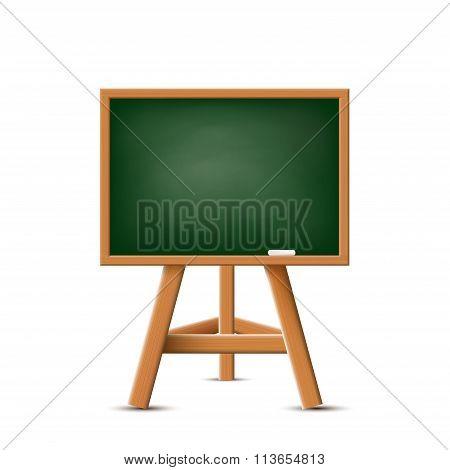 School Board. Stock Illustration.