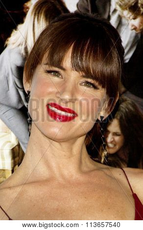 Juliette Lewis at the AFI Fest 2013 Gala Screening of