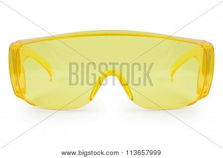 Safety Yellow Glasses