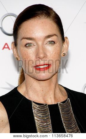 Julianne Nicholson at the AFI Fest 2013 Gala Screening of