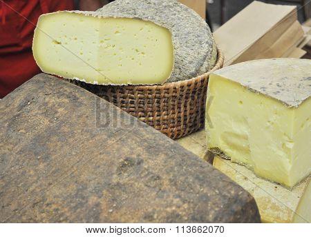 Traditional Handmade Cheese