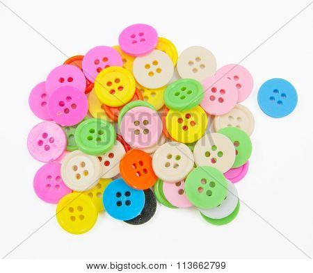 Sewing Buttons Plastic Buttons Colorful Buttons Clasper