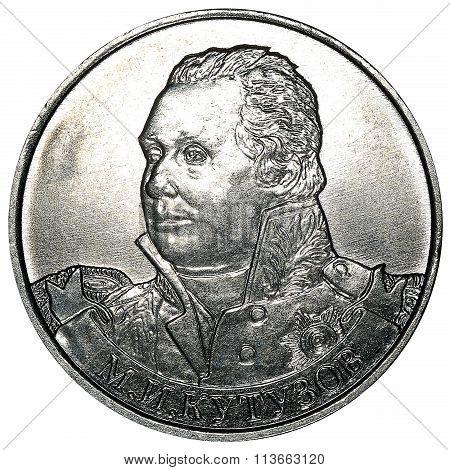Russian Commander Mikhail Kutuzov