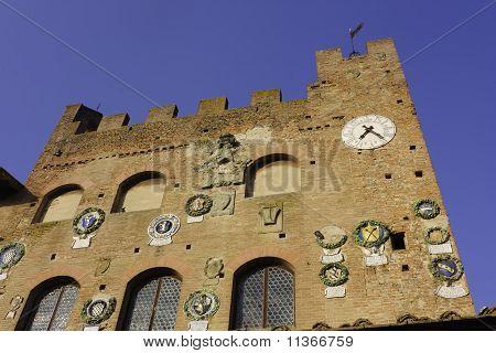 Certaldo - Praetorian Palace