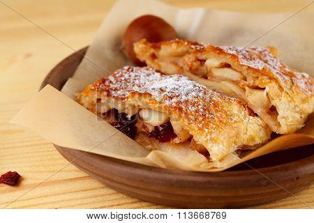 Apple Pie Strudel