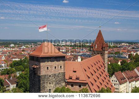 Nuremberg Castle, Germany, 2015