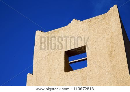 The History  Symbol  In Morocco  Africa  Window