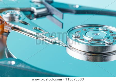 Internals Of A Harddisk Hdd