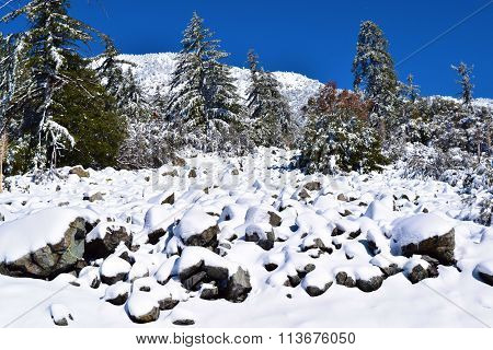Mountain Snow