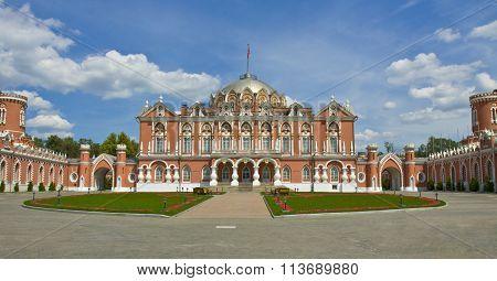 Moscow, Petrovskiy Palace