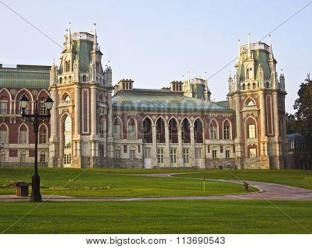 Moscow, Tsaritsino Palace