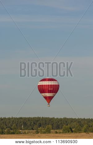 Air-Balloon of Russian Team Kreo Line Piloted by Volodin Denis