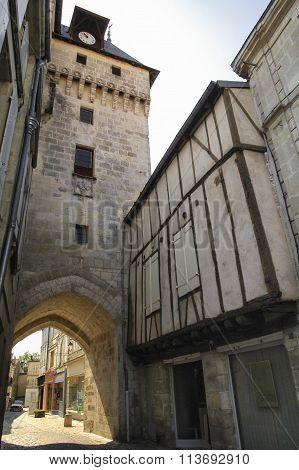 Saint-jean-d'angely (france)