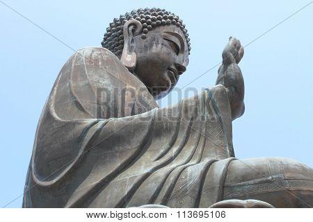 The Big Buddha of Lantau