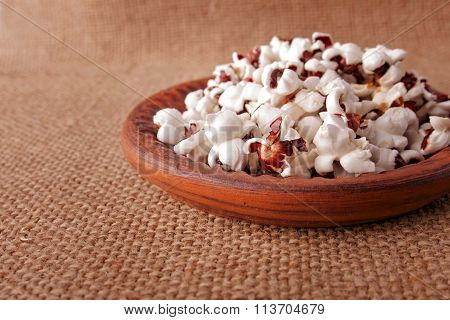 Airy  Popcorn Portion