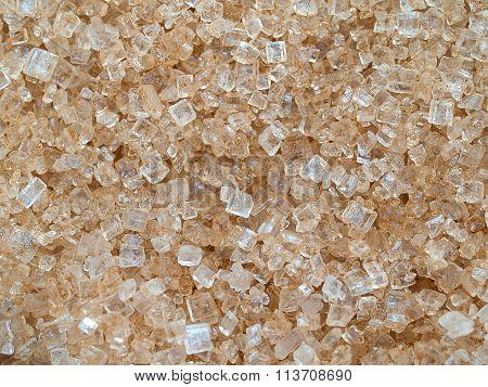 Granulated Sugar , In The Hob .