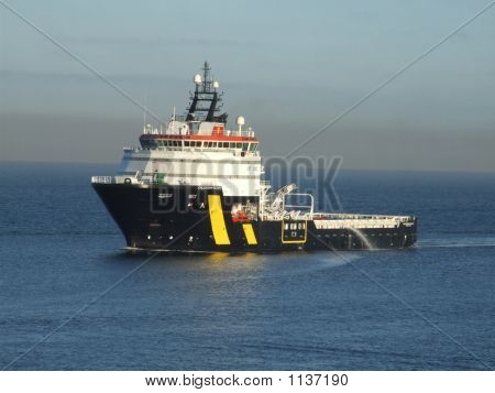 Offshore Oil Supply Vessel