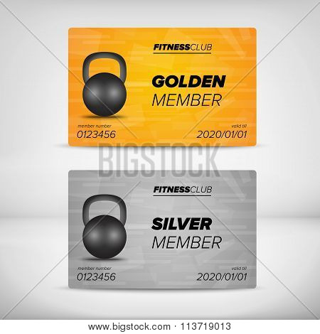 Member card templates