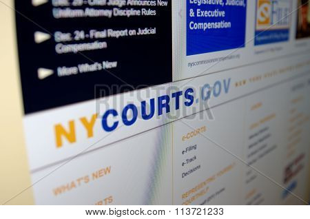 New York State Unified Court System