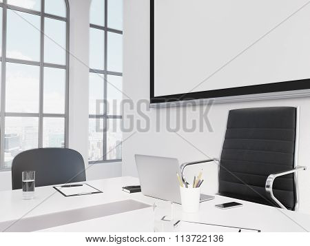 Meeting Room, Negotiations