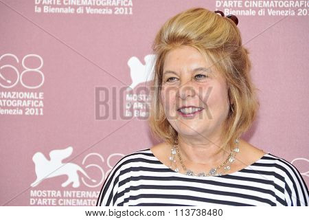 Director Fiorella Infaschielli