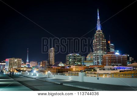 Cityscape Nashville
