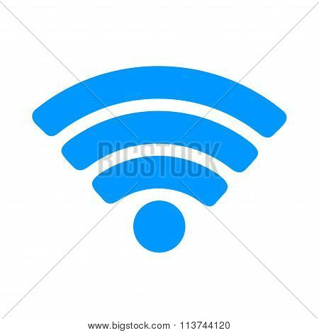Vector Wi-fi Network Icon