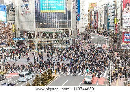 Shibuya Square, Tokyo
