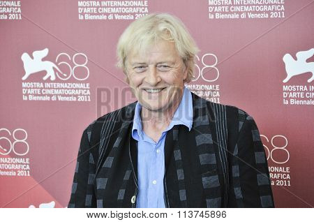 Director Rutger Hauer