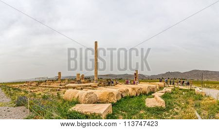 Pasargad archaeological site