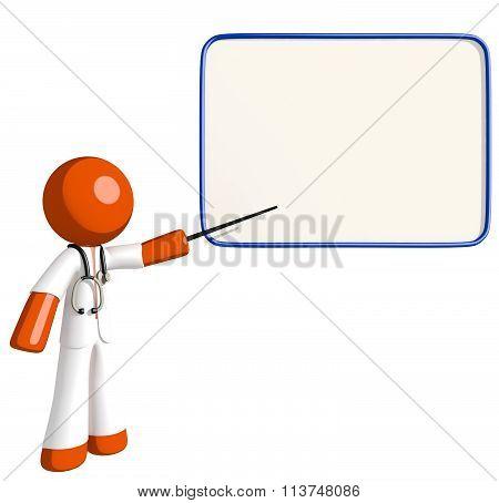 Orange Man Doctor Seminar