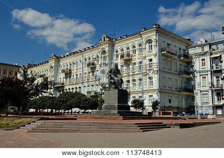 Theatre Square, Kiev