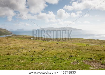Landscape On The Faroe Islands