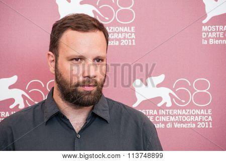 Actor Yorgos Lanthimo