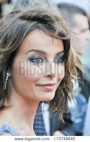 Actress Violante Placido