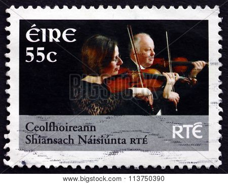 Postage Stamp Ireland 2007 National Symphony Orchestra