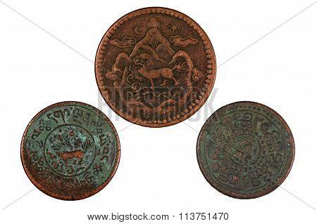 Tibetian Coins