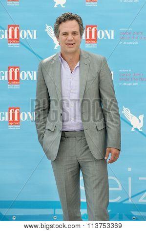 Actor Mark Ruffalo