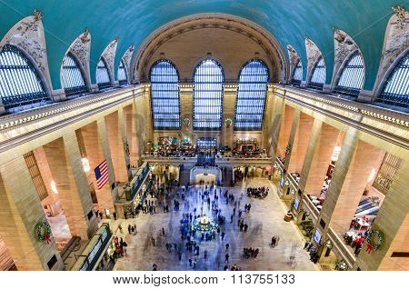 Grand Central Terminal - Nyc