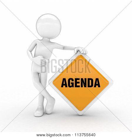 Agenda Text