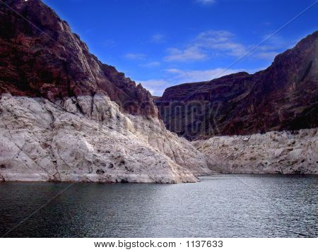 Grand Canyon Water Rock