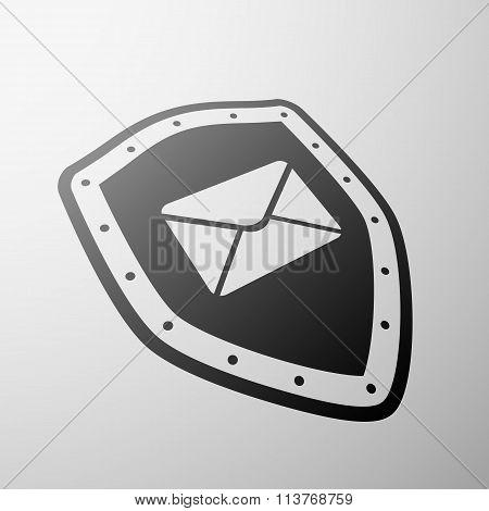 Envelope. Stock Illustration.