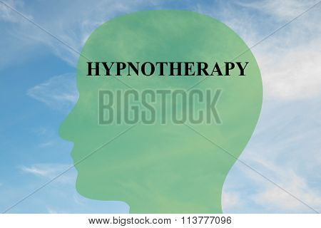 Hypnotherapy Concept