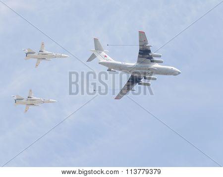 In-flight Refueling
