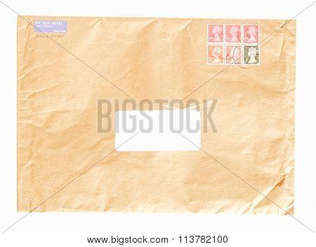 Letter Vintage