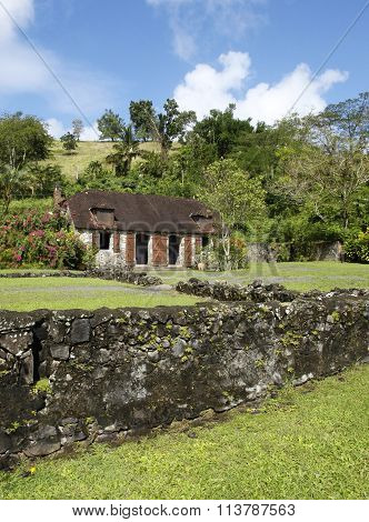 La Pagerie Museum In Les Trois Ilets In Martinique